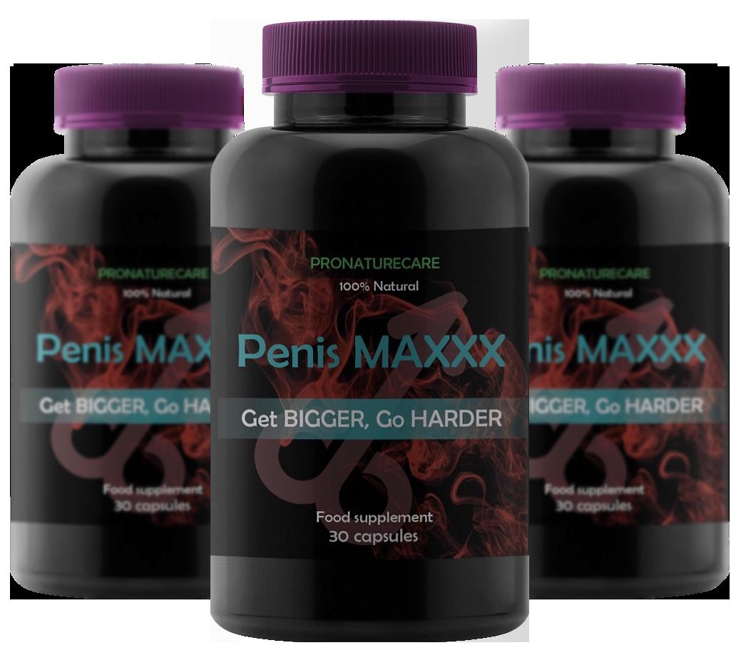 Capsule Penis MAXXX