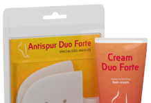 Antispur Duo Crema