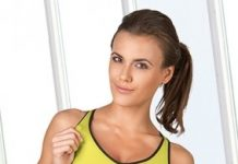 Power Shapers Sports Bra Bustiere Sport