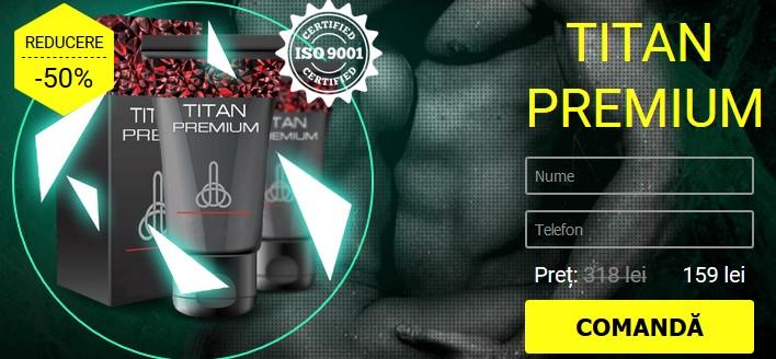 Titan Premium Comanda
