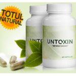 Untoxin Capsule Detoxifiere