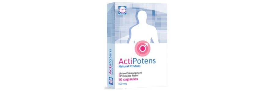 ActiPotens Capsule Prostata