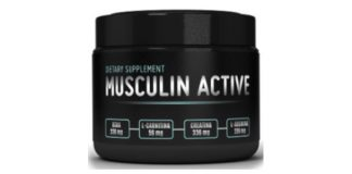 Musculin Active Supliment