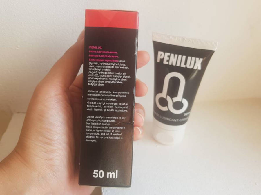 Penilux Ingrediente