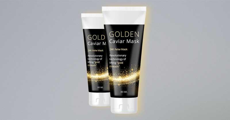 Golden Caviar Mask crema Riduri