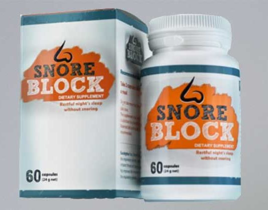 Snore Block Capsule