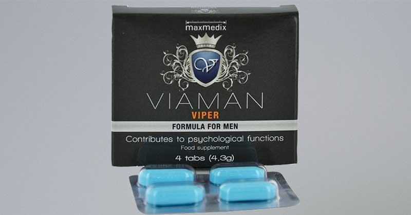 Viaman Viper Capsule