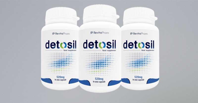 Detosil Capsule Detoxifiere
