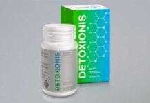 Detoxionis Capsule Detoxifiere