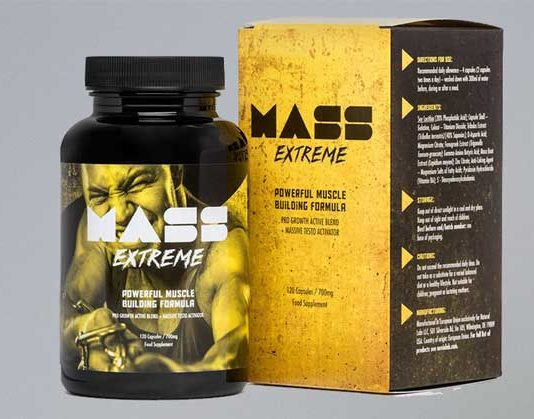 Mass Extreme Capsule