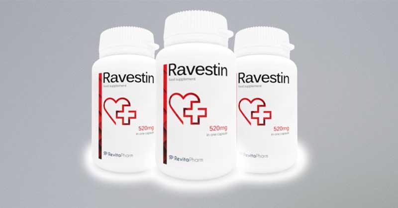 Ravestin Capsule Colesterol