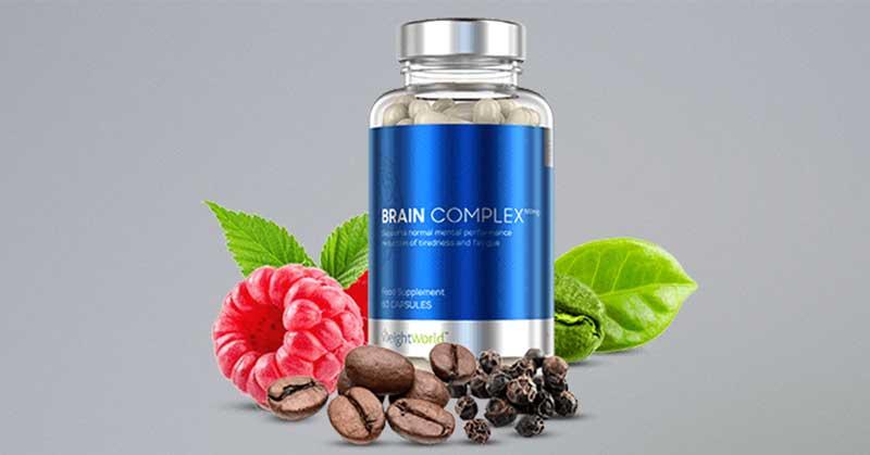 Brain complex Capsule Romania