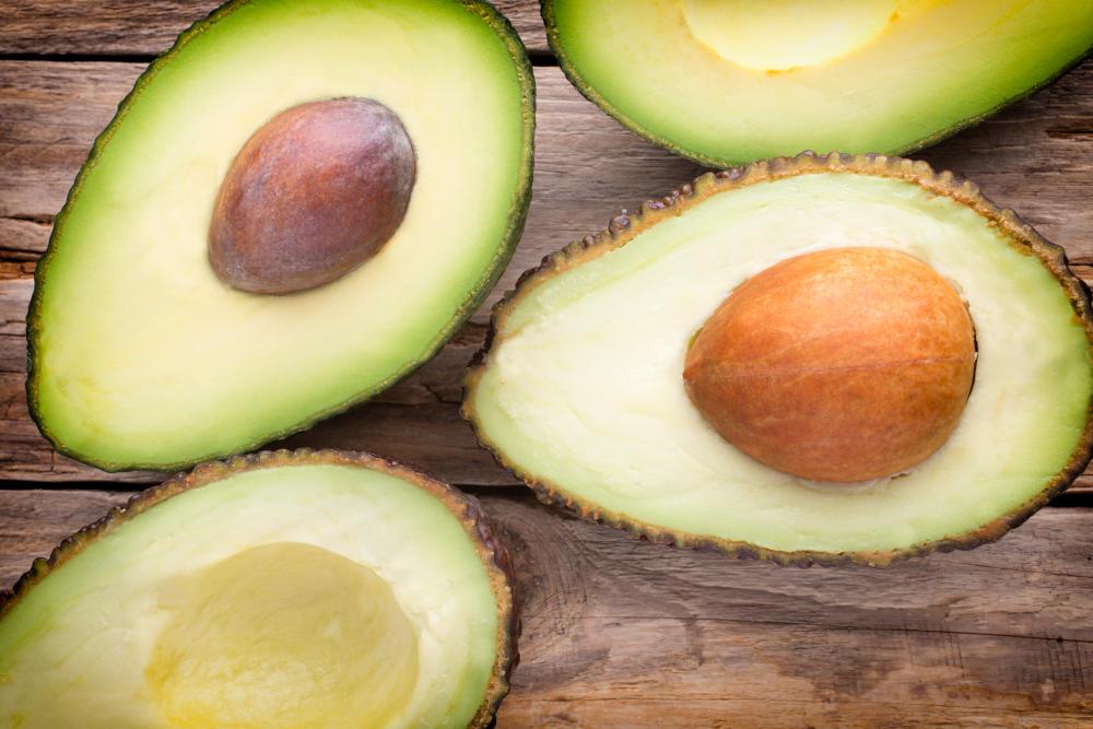 avocado samburi