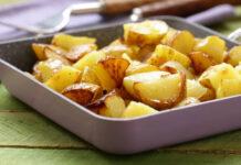 cartofi copti dieta mono