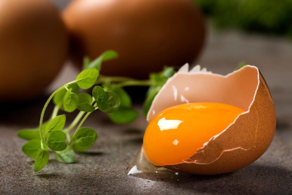 galbenus ou dieta cu oua