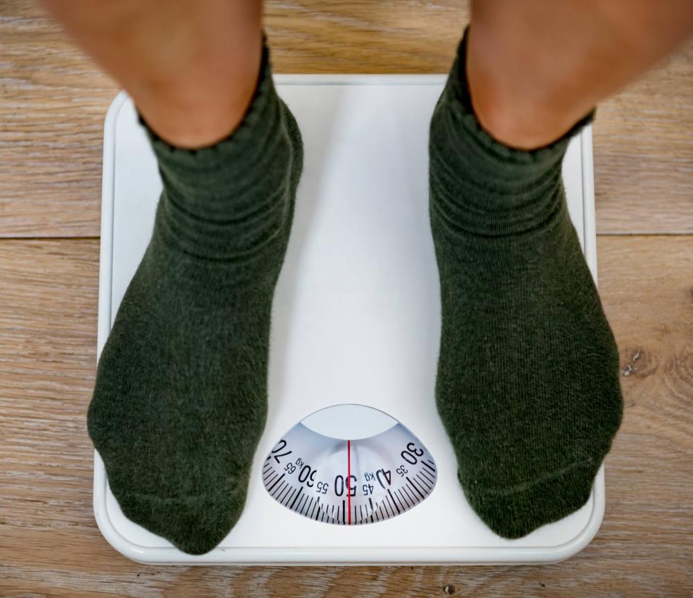 verificare greutate corporala