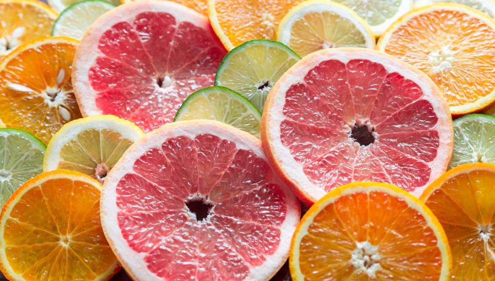 felii fructe citrice