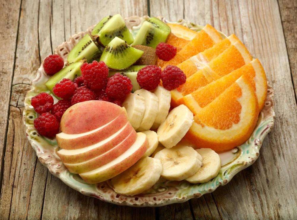 felii fructe proaspete- dieta fructe