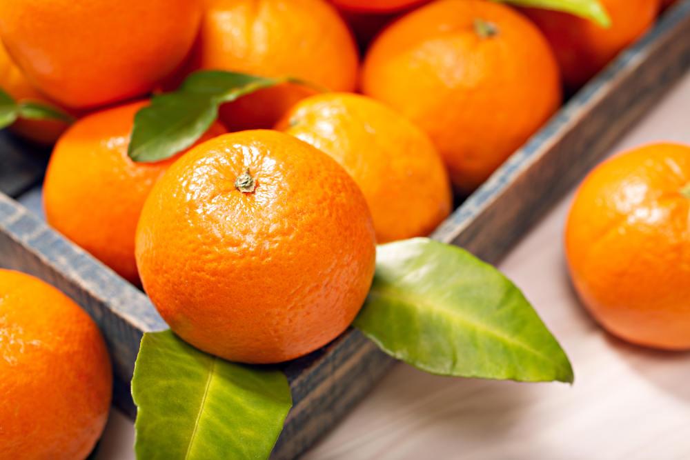 portocale proaspete gustoase