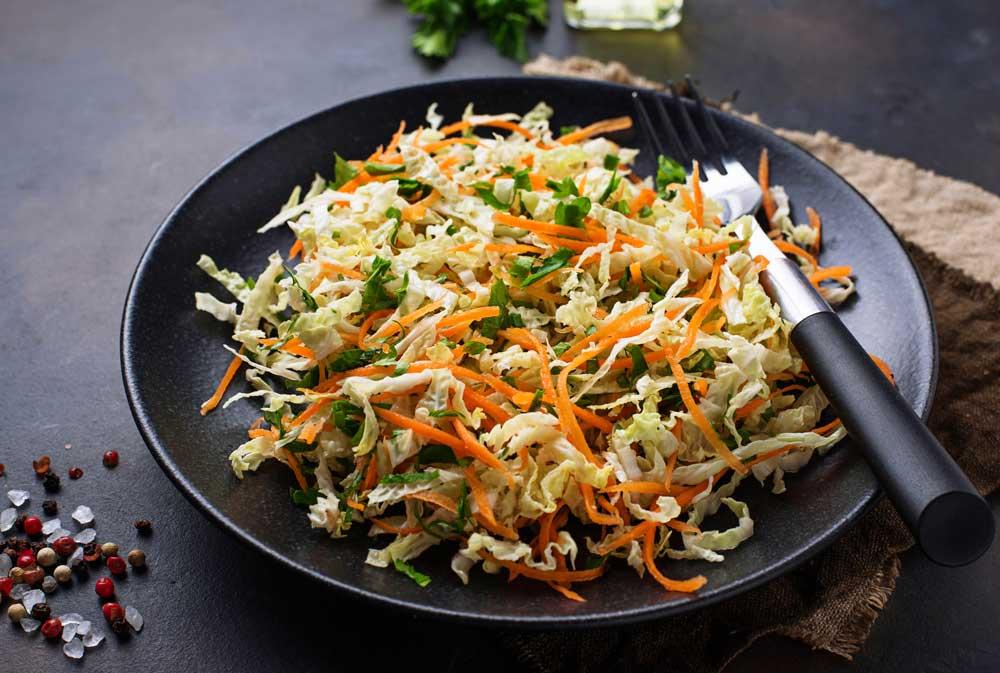 salata cu morcov