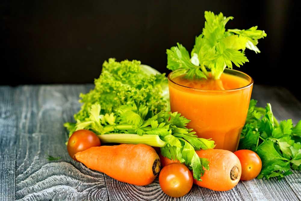 suc de legume detoxifiere