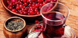 ceai de merisoare