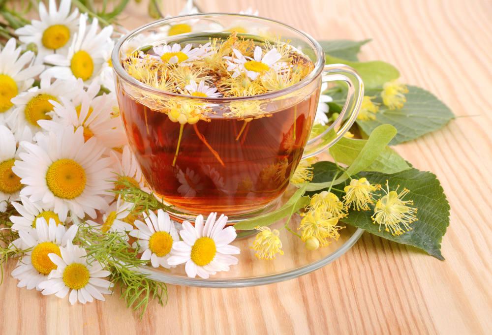 ceasca ceai musetel